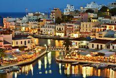 ilha de Creta-Grécia