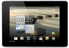 Techno Visitors: Go through this post to know specifications, prices and reviews for Acer's upcoming low priced ICONIA A1-810 Android tablet PC, which is expected to hit market, in June.