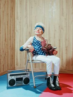 older adults: society supporting all people to grow up and realize their true gender identity