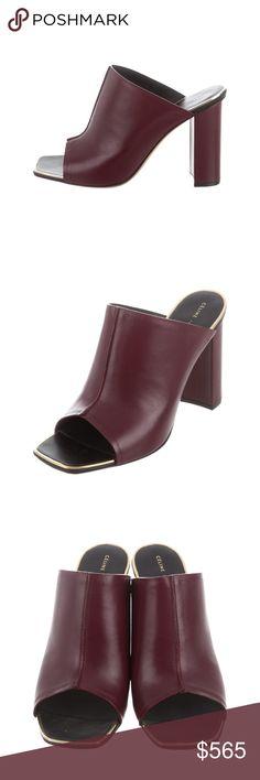 """Céline mule sandals Light wear. Heels are 4"""". Size 39 EU. FIRM PRICE! Celine Shoes"""