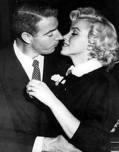 Marilyn Monroe to Joe DiMaggio-I don't know how to tell you just how much I miss you. I love you till my heart could burst. All I love, all I want, all I need is you—forever. I want to be just where you are and be just what you want me to be. I know it's lousy of me to be so late so often, and I promise to try a million times harder, I promise. Love, Marilyn