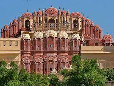 Розовый город - Джайпур