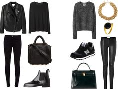 """""""WINTER OUTFITS 1#"""" by nannahp on Polyvore"""