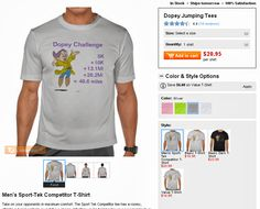 """Build your own 'offical licensed"""" #runDisney event merchandise"""