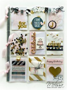 A pocket letter / Blog Hop ~ Anything Goes