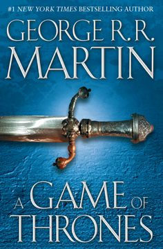 A Game of Thrones - A Song of Ice and Fire. This one couldn't be missed.