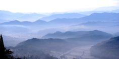 대전 구봉산 - 구름바다