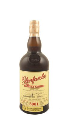 Our Favorite Father's Day Gifts  Glenfarclas Family Cask 2001 Scotch | AstorWines.com
