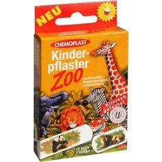 KINDERPFLASTER Zoo 2 Groeßen:   Packungsinhalt: 10 St Pflaster PZN: 00610709 Hersteller: Axisis GmbH Preis: 0,91 EUR inkl. 19 % MwSt.…