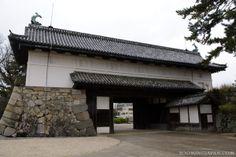 Japanese castles I've visited: #80 Saga Castle in Saga Prefecture.