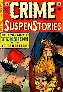 EC Comics, you were too amazing for your own good.