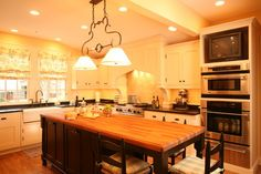 Kitchen Island With Seats Design, Pictures, Remodel, Decor and Ideas - page 10