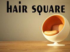 Wall Room Decor Art Vinyl Sticker Mural Decal Hair Salon Beauty Spa Sign AS2578 #3M