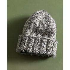 Easy Tweed Hat in Lion Brand Fishermen's Wool - 80958AD Christmas Knitting Patterns, Knitting Patterns Free, Free Pattern, Hat Patterns, Crochet Patterns, Plymouth Yarn, Lion Brand Yarn, Paintbox Yarn, Red Heart Yarn