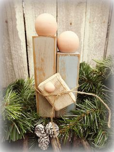 Note: I am currently sold out of nativity sets as shown in the photos. I am making new ones and will post updated photos, however, the colors