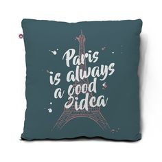 Almofada Paris is always a good idea