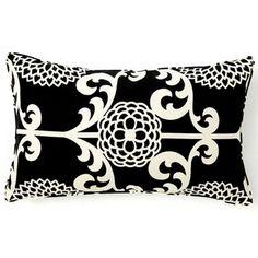Found it at Wayfair - Floret Cotton Lumbar Pillow