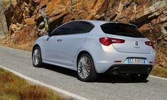 2014 Alfa Romeo Giulietta rear Photo by: Alfa Romeo