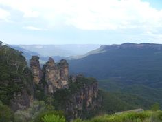 The Three Sisters in Echo Park, New South Wales | Australia