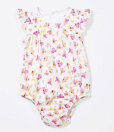 Body Infantil Floral - Tam 0 a 18 meses - Lojas Renner