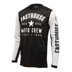 Speed Style L1 Jersey - Black
