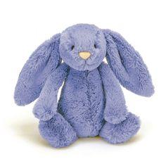 Jellycat Bashful kanin – Bluebell 31 cm