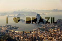 Eu amo o Brasil.   Demais , demais demais <3 haha