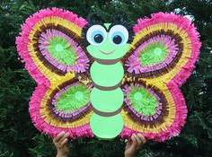 Butterfly Pinata Large Butterfly Piñata  Mariposa by AbitaAchie, $52.00