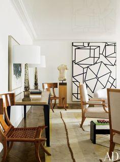 A Design Lifestyle | The Klismos Chair | http://www.adesignlifestyle.net