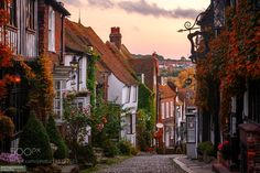 Cobbled Street Mermaid Street Rye East Sussex by JoeDanielPrice check out more here https://cleaningexec.com