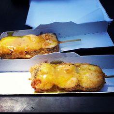 #Sushionastick #food