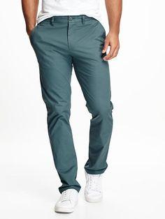 31484937681b Ultimate Slim Lighweight Built-In-Flex Khakis for Men Slim Fit Khakis, Slim