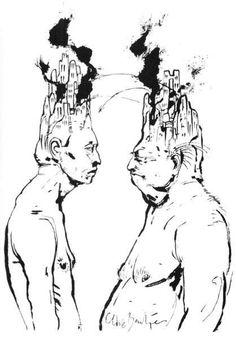 Minds at War, Clive Barker