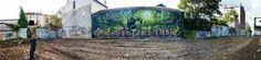 Big Walls By Seyb, Rude - Montreuil-sous-Bois (France) - Street-art and Graffiti | FatCap