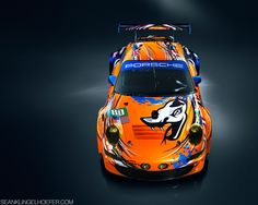 Flying Lizard 2011 Porsche GT3 RSR  http://extreme-modified.com/page9.php