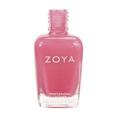 Zoya Nail Polish ZP440  Lo  Pk Nail Polish Cream Nail Polish