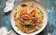 A delicious version of an Asian classic, full of vibrant vegetables