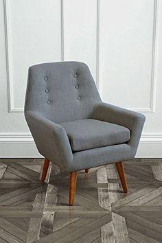 MY-Furniture Grey Retro Upholstered Armchair with Walnut ... https://www.amazon.co.uk/dp/B01I22MNKM/ref=cm_sw_r_pi_dp_U_x_LI.qAb1ETWGY4