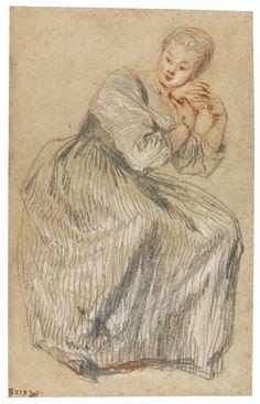 Jean Antoine Watteau | lot | Sotheby's