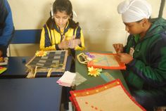 Tote Bag making competition for Grade IV – VII.