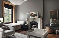 New York apartment by designer/stylist Tom Delavan.