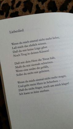 Aus: Mascha Kaléko - Mein Lied geht weiter - Hundert Gedichte