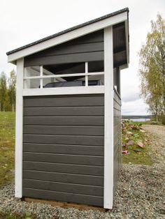 Deko 133: Roskakatos 572x Tool Storage Cabinets, Outdoor Living, Outdoor Decor, Outdoor Projects, Dream Garden, House Colors, Diy And Crafts, Garage Doors, Cottage