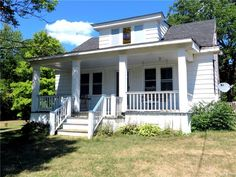Just listed...large five bedroom 2 bath Cape Cod in Elma situated on over a 2 acre parcel in Iroquois schools close to shopping, East Aurora village, updates include, newer HWT some new windows ,rebuilt furnace, enclosed porch with mudroom with your finishing touches this home could be yours.