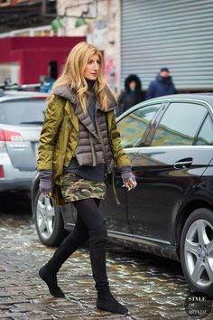 Sarah Rutson by STYLEDUMONDE Street Style Fashion Photography