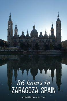 108 Best Zaragoza Spain images