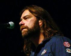 Seriously. How have I not pinned Alan Doyle before now?