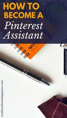 Looking for a work from home job? Why not become a Pinterest Assistant?!?! Learn how you can create your own work from career as a Pinterest Assistant and actually get paid to pin all day :)