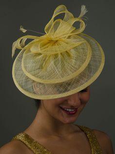 KaKyCo5701C - Sinamay Fascinator Fascinator Hats b313564e080