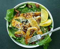 Chicken Caesar Salad Recipe - RecipeChart.com
